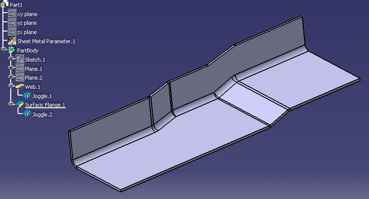 An Overview of the Aerospace Sheet Metal Design Features